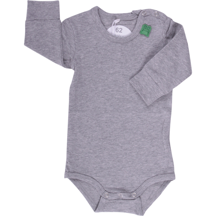 Fred's world alfa long sleeve body grey