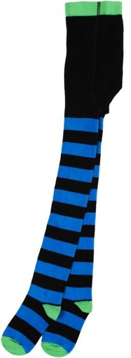 Duns strumpbyxor black/blue