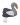 Franck & Fischer Villas dark swan rattle