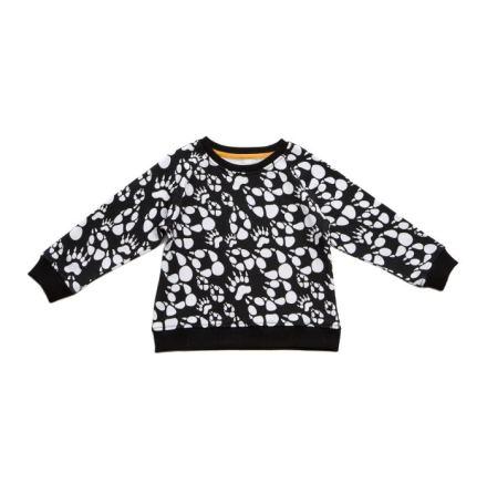 Filemon Kid Sweatshirt AOP Paw