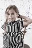 Turtledove London Stripe Dress