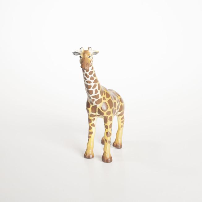 GreenRubberToys giraff i naturgummi