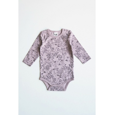 By Heritage Cleo Body purple rose