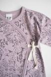 By Heritage Love Playsuit purple rose