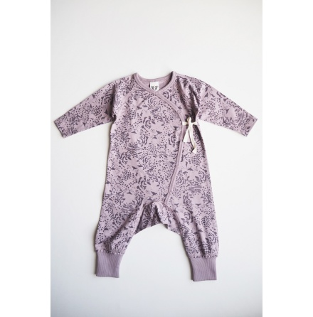 By Heritage Love Playsuit purple rose