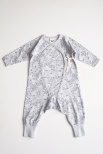 By Heritage Love Playsuit grey