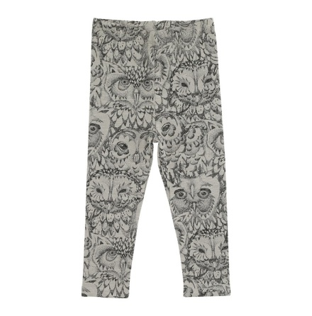 Soft Gallery Paula Baby Leggings Owl Drizzle