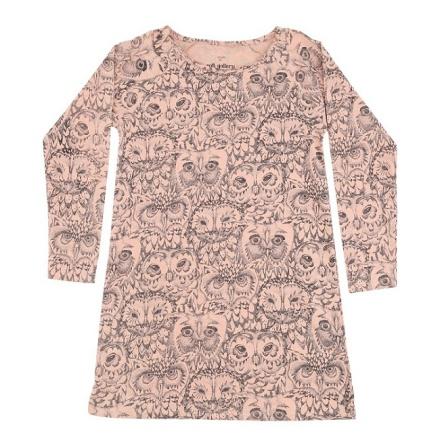 Soft Gallery Gabrielle Nattlinne Owl Coral