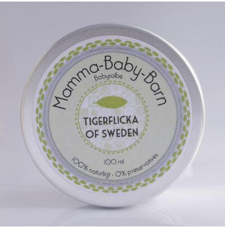 Tigerflicka of Sweden, Salva Mamma-Baby-Barn 50 ml