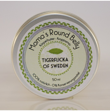 Tigerflicka of Sweden, Mama's Round Belly