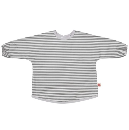 Franck & Fischer dirt grey stripe apron