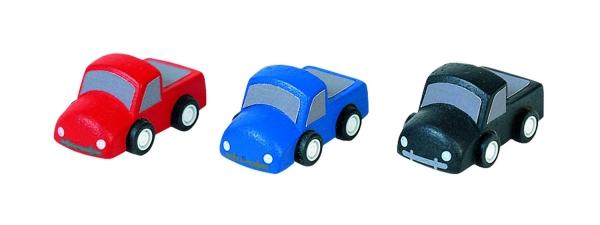 PlanToys Småbilar, Mini Trucks