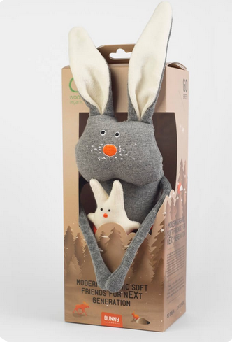 Wooly Organic Kaninen Kim