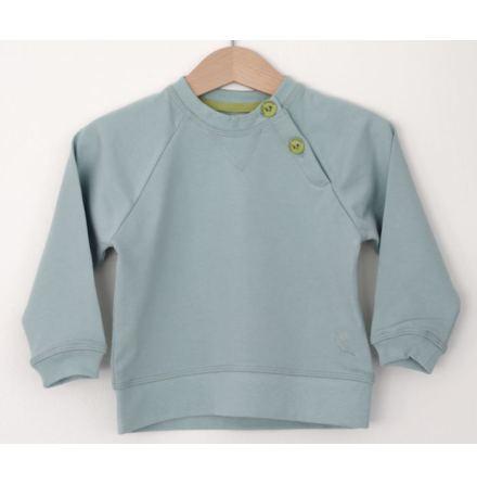 Pigeon sweatshirt, blue