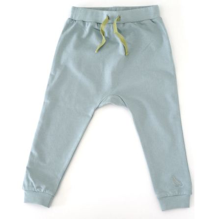 Pigeon jersey joggers, blue