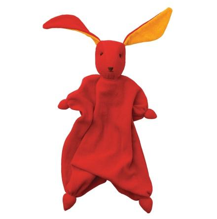 Peppa snutte Tino, röd