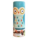 Petit Collage pussel & sparbössa, owl family