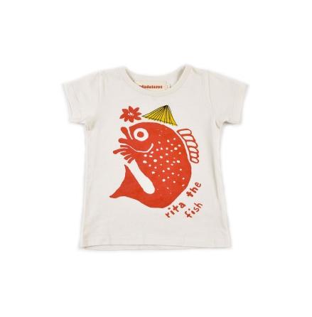 Nadadelazos T-shirt Rita The Fish