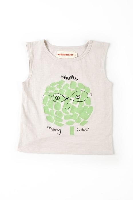 Nadadelazos T-shirt Mr Mang Cau